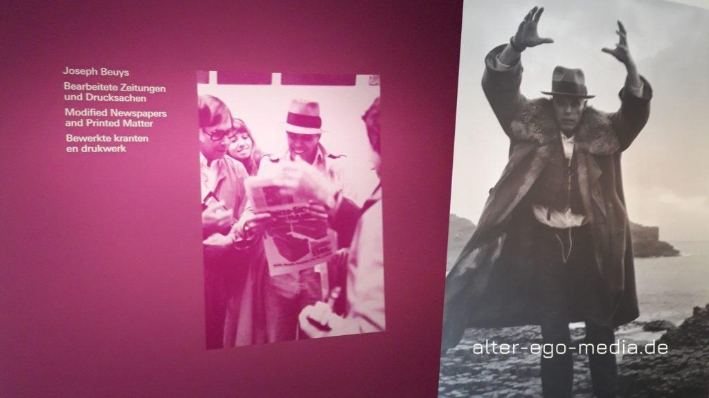 Йозеф Бойс (Joseph Beuys) шаман