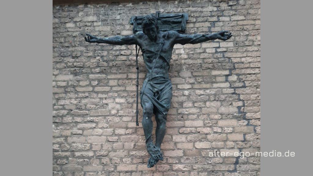Крест примирения в Клеве