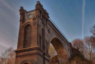 Виадук мост Гимпендаль Дортмунд-Хёрде