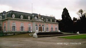 Замок Schloss Benrath