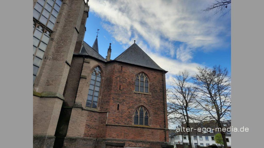 Церковь Вознесения Девы Марии [Stiftkirche St. Maria Himmelfahr] в Клеве