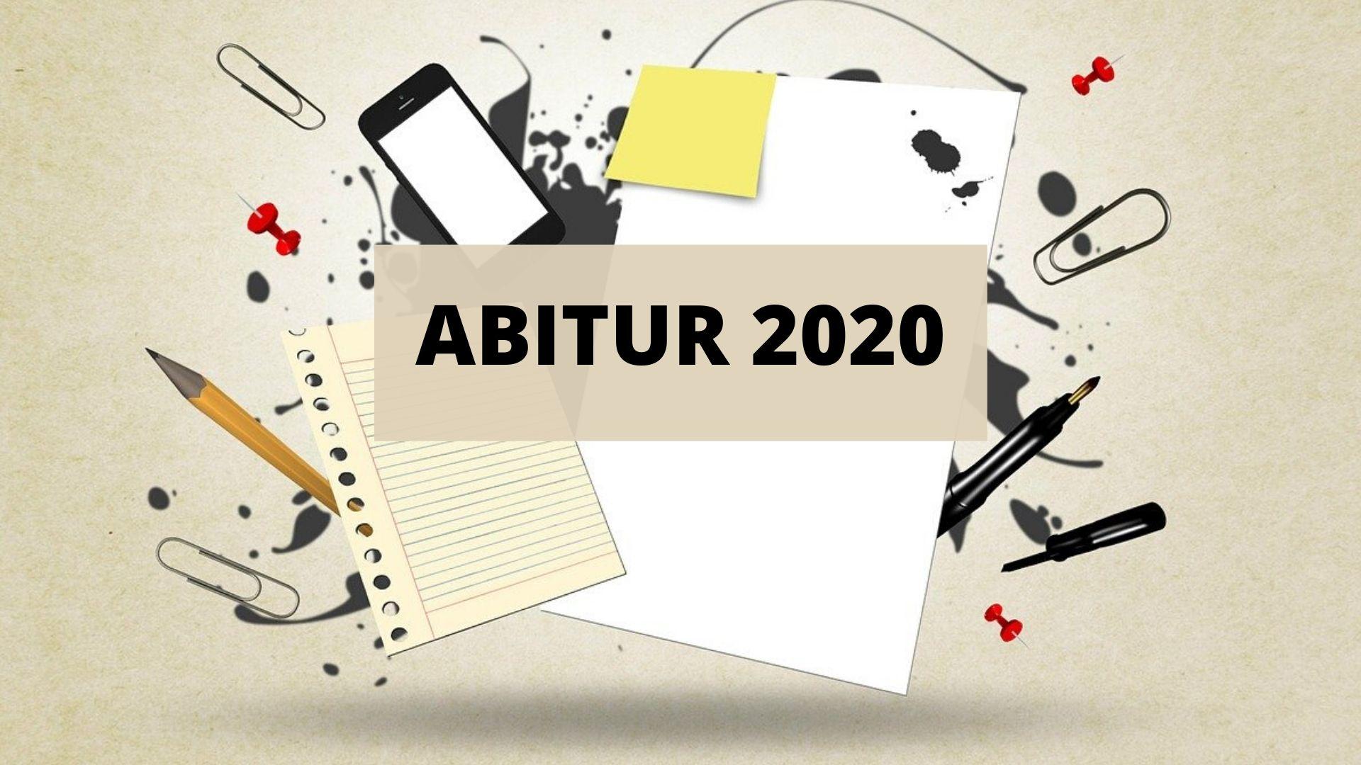 Абитур 2020