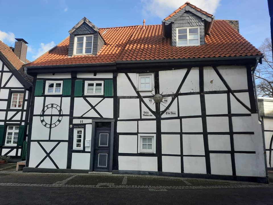 Das Alte Dorf Westerholt in Herten