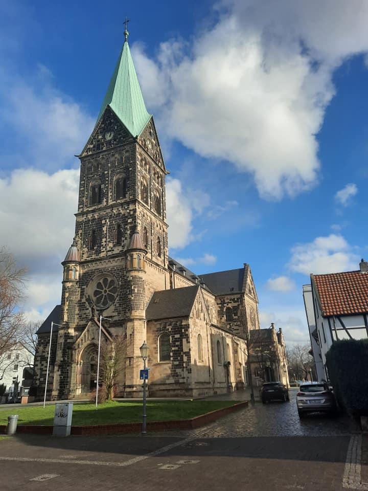 St. Martinus (Westerholt) Церковь Св. Мартина