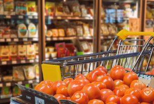 Супермаркеты и коронавирус в Германии