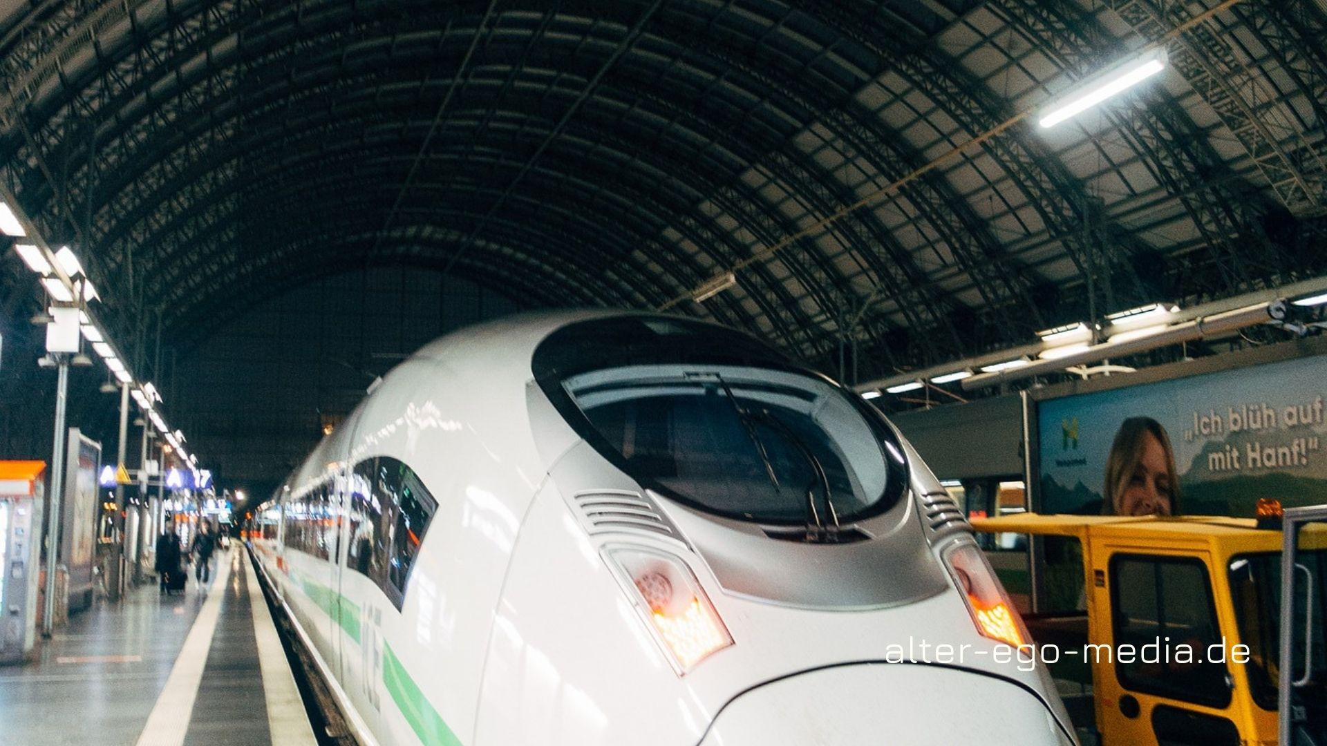 Ночные маршруты скоростных поездов